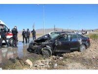 Erzurum'daki trafik kazasında ölü sayısı 2'ye yükseldi