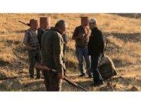 Elazığ'da usulsüz avlanan 4 şahıs yakalandı