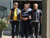 Antalya'da baltalı gaspçı tutuklandı