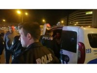 Polisten kaçan alkollü sürücüye 4 bin 36 TL ceza