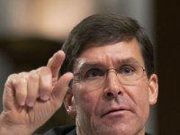 ABD Savunma Bakanı Mark Esper: YPG'ye yardımı sürdürüyoruz