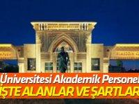 Selçuk Üniversitesi 24 adet öğretim üyesi alacak