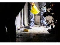Beyoğlu'nda patlama sesi polisi harekete geçirdi