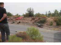 Mersin'de trafik kazaları: 1 ölü, 1 yaralı