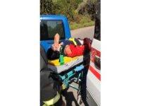 Antalya'da Rus turistleri taşıyan midibüs devrildi: 4 yaralı