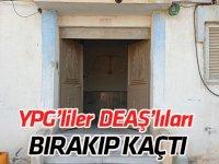 DEAŞ'lı teröristlerin serbest bırakıldığı hapishanenin görüntüleri ortaya çıktı