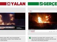 """ABD televizyonu, harekata ilişkin sahte bombalama görüntüsü için """"pişman"""""""