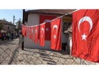Barış Pınarı Harekatı şehidi Üsteğmen Bozbıyık'ın acı haberi baba ocağına ulaştı