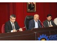 Gebze Belediyesi'nin 2020 bütçesi 370 milyon TL olarak belirlendi