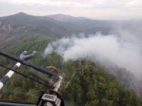Muğla ve Aydın'da yıldırım 8 ormanına neden oldu