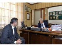 KKTC Cumhurbaşkanı Akıncı ölüm tehditleri nedeniyle polise başvurdu