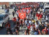 Çumra'da Barış Pınarı Harekatı'na destek
