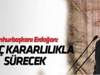 Erdoğan, yabancı medya mensuplarının sorularını yanıtladı