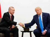 Erdoğan'dan yeni Tweet: Trump'la görüşmesini yazdı