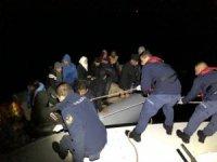 İzmir'de 170 düzensiz göçmen yakalandı