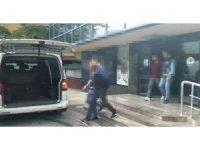 Uyuşturucu satıcısı tır garajında yapılan operasyonla yakalandı