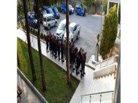 4 ilde eş zamanlı organize mülteci kaçakçılığı operasyonu