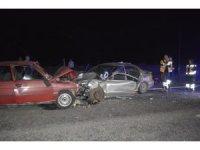 Tavşanlı'da trafik kazası: 1 ölü, 3 yaralı