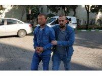 Satışa hazır uyuşturucu ve teraziyle yakalanan şahıs tutuklandı
