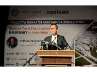 """""""ASELSAN, Türkiye savunma sanayisinin omurgasıdır"""""""