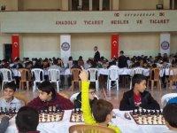 Seydişehir'de satranç turnuvası