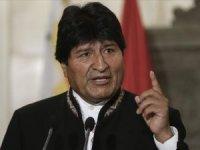 """Evo Morales: """"Tarihin en sinsi ve kötü darbesi yapıldı"""""""
