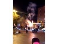 İstanbul'da magandalar doğum günü bahanesiyle trafikte terör estirdi