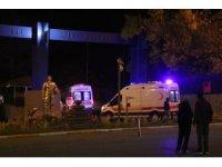 Şanlıurfa'daki mühimmat deposu patlamasında 16'sı asker olmak üzere 17 kişi yaralandı