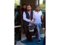 Samsun'da 15 yıl 6 ay hapis cezası bulunan firari hükümlü yakalandı
