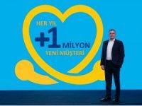 Turkcell, Londra'da uluslararası yatırımcılara üç yıllık hedeflerini duyurdu