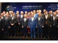 """AK Parti İzmir Milletvekili Binali Yıldırım: """"Değişimin karşısında durursak yok olur gideriz"""""""