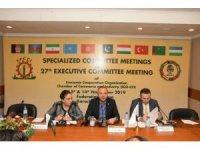 Başkan Keleş Pakistan'da EİT toplantısına katıldı