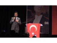 Ekrem İmamoğlu Londra'da Türk vatandaşlarıyla bir araya geldi