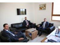 TSO Başkanı Eken, özel okulları ziyaret etti