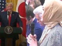Hilal Kaplan, Trump'la diyaloğunu yazdı