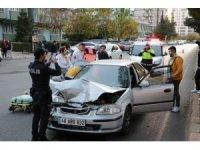 Kahramanmaraş'ta trafik kazaları: 7 yaralı