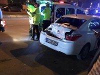 Sakarya'da zincirleme kaza: 3 yaralı