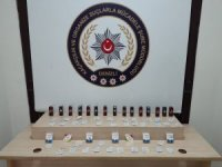 2 haftada yapılan uyuşturucu operasyonlarında 17 kişi tutuklandı