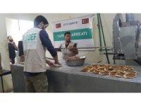 Terörden temizlenen Kuzey Suriye'ye 'Yardım Harekatı'