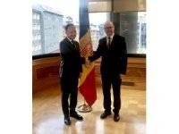 Türkiye ile Andorra arasında ilk anlaşmaların imzalanması için temeller atıldı