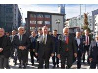 Mansur Yavaş'tan Başkan Acar'a Ziyaret