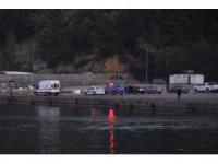 GÜNCELLEME - Bartın'da dalış eğitimi yaparken kaybolan astsubayın naaşına ulaşıldı