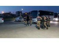 Siirt'te merkezli uyuşturucu operasyonunda 15 tutuklama
