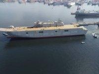 Türkiye'nin yerli ve milli uçak gemisi (TCG Anadolu) 2020'de hizmete girecek