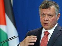 """Ürdün Kralı 2. Abdullah: """"İsrail'le ilişkiler şu an en kötü durumunda"""""""