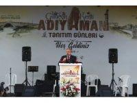 """İstanbul'da """"2. Adıyaman Tanıtım Günleri"""" başladı"""