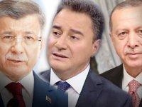 Cumhurbaşkanı Erdoğan'dan Ahmet Davutoğlu'na çok sert tepki