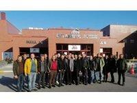 AYTO üyeleri, Fespa Eurasia Baskı Teknolojileri Fuarı'nda