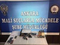 Ankara'da hastanede sahte engelli raporu skandalına 95 gözaltı
