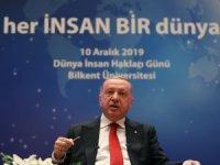 Erdoğan, Bilkent Üniversitesinde gençlerle buluştu